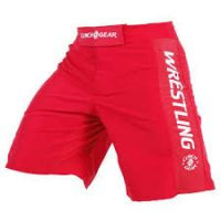 Шорты ММА Clinch Gear Performance Wrestling Short Red