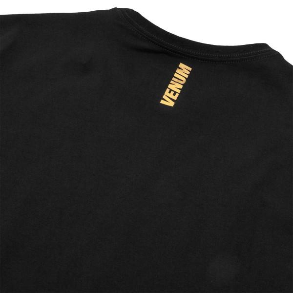Футболка Venum Sport Classic Jiu Jitsu Black/Gold