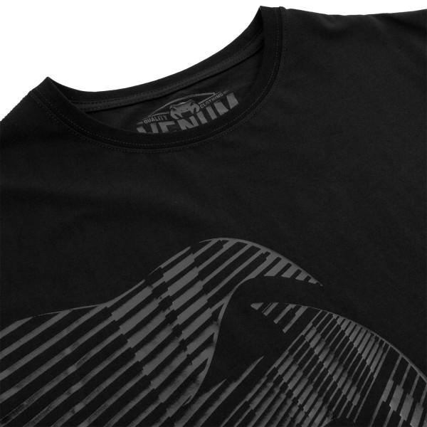 Футболка Venum Plasma Black/Black