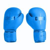 Перчатки боксерские Clinch Mist красные/синие