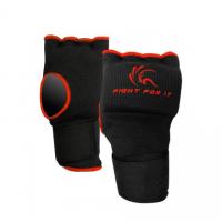 Гелевые перчатки Kango KSH-064 Black/Red