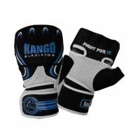 Перчатки ММА Kango KMA-225 Black/Blue
