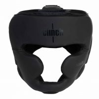 Шлем боксерский Clinch Mist Full Face черный