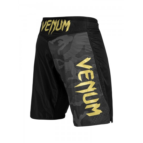 Шорты ММА Venum Light 3.0 Gold/Black