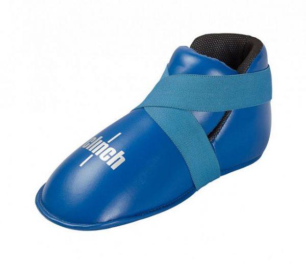Защита стопы Clinch Safety Foot Kick красная/синяя