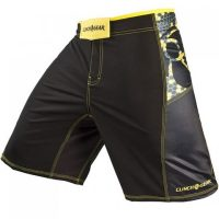 Шорты ММА Clinch Gear Signature Particle Black