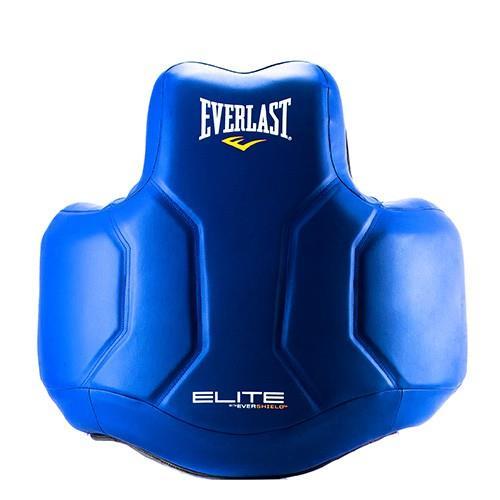 Защита корпуса Elite PU Everlast красная/синяя/черная