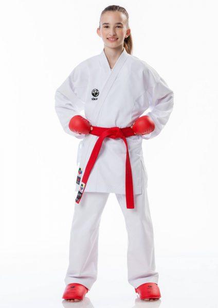 Кимоно Кумитэ Мастер Junior Tokaido WKF 8 унций