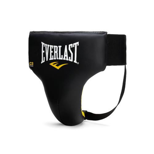 Бандаж без защиты бедра Vinyl Pro Everlast черный