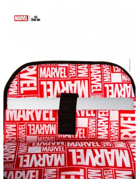 MARV 50537 РЮКЗАК MARVEL ТМ DAEDO СЕРЫЙ