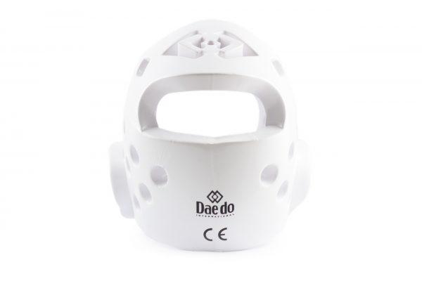 PRO20553W Защита головы (шлем) белый DAEDO