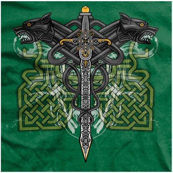 Футболка Ranger Up Celtic Warrior Athletic-Fit T-Shirt