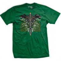 Футболка Ranger Up Celtic Warrior Athletic-Fit T-Shirt
