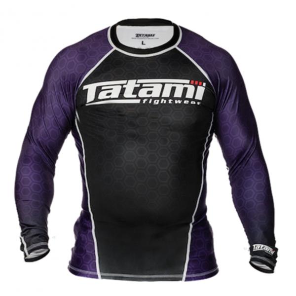 Рашгард Tatami IBJJF - Purple L/S