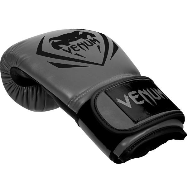 Перчатки боксерские Venum Contender Grey