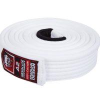Пояс для бжж Venum Belt White