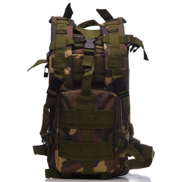 Рюкзак Tactician NB-02 3P Woodland Camo