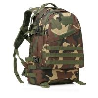 Рюкзак Tactician NB-03 3D Woodland Camo