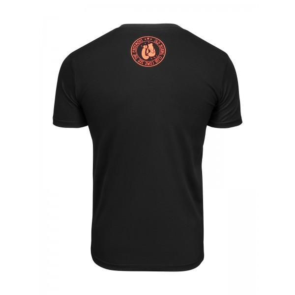Футболка Athletic pro. Old Boxing Club Black