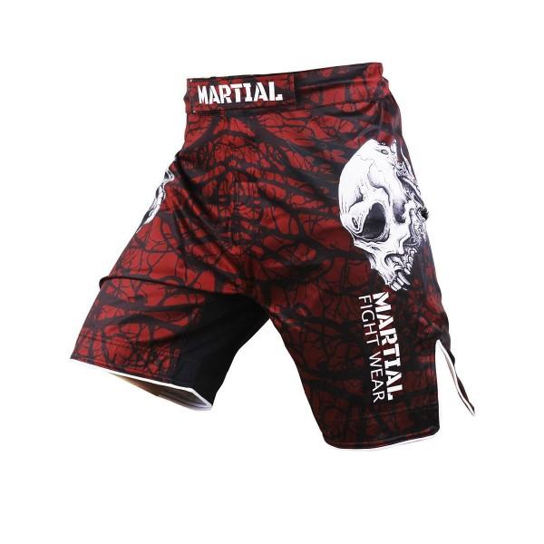 Шорты ММА Athletic pro. Devil MS-10