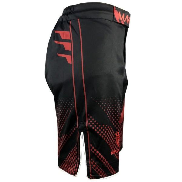 Шорты ММА Athletic pro. Red Fitness MS-129