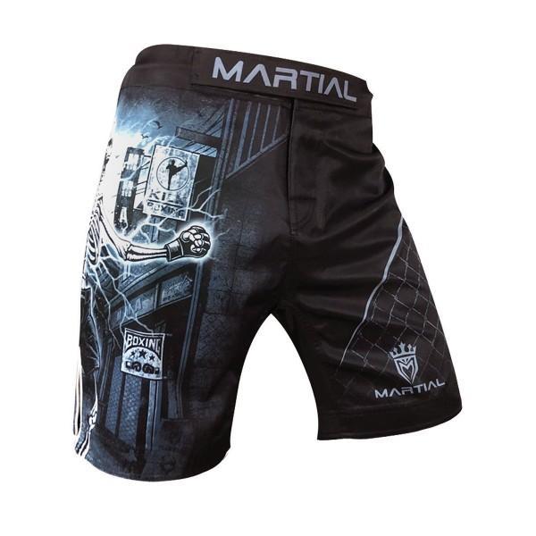Шорты ММА Athletic pro. Fight Village MS-142