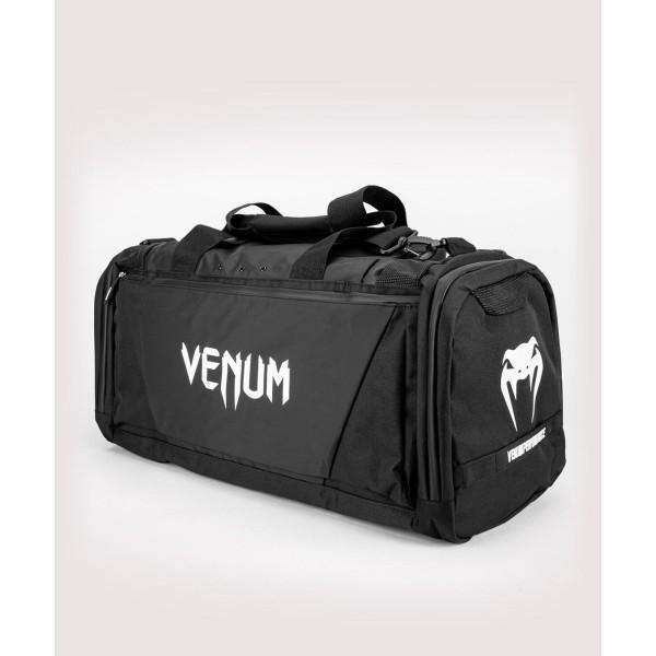 Сумка Venum Trainer Lite Evo Black/White