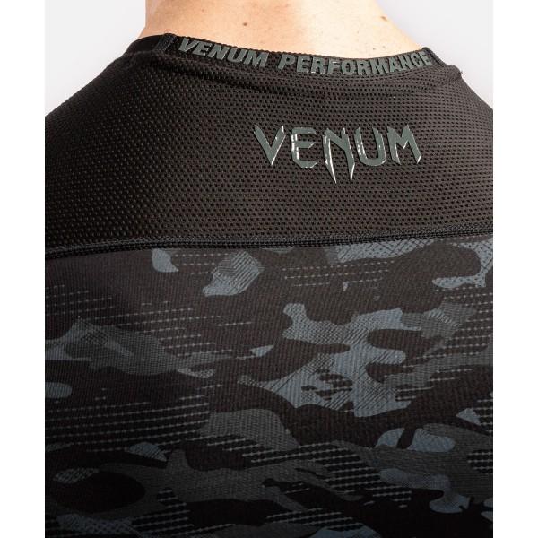 Рашгард Venum Defender Dark Camo L/S