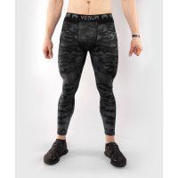Компрессионные штаны Venum Defender Dark Camo