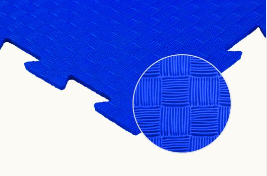 """Напольное покрытие Будо-Маты JT Sport толщина 1 см; накат """"Рисовая соломка"""""""