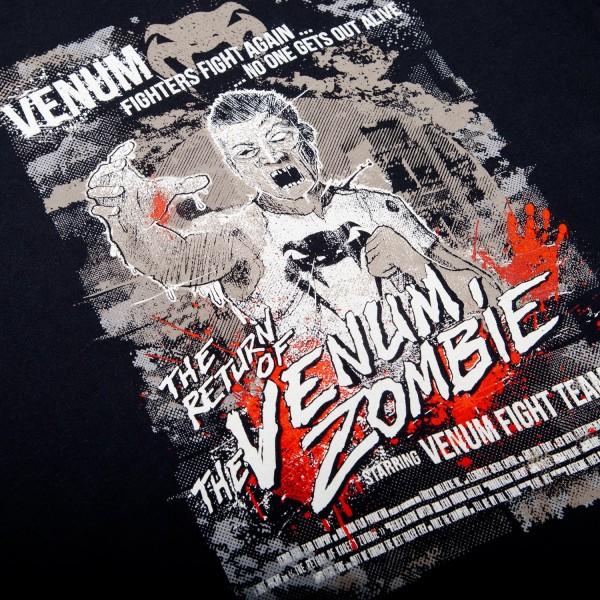 Футболка Venum Zombie Return Black