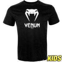 Футболка детская Venum Classic Black