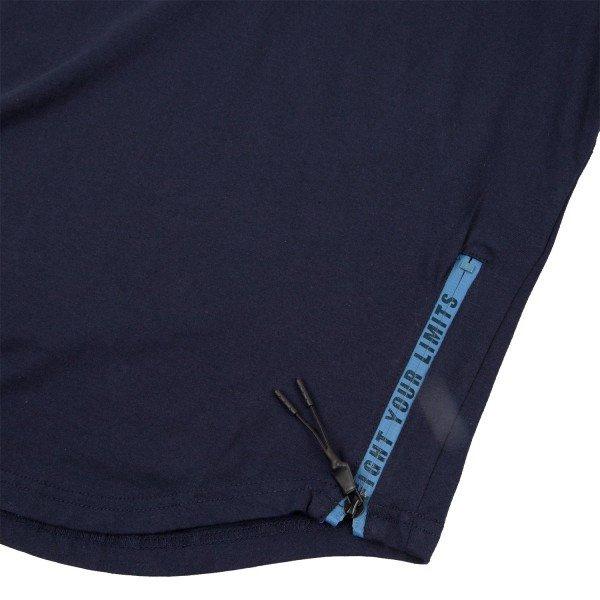 Футболка Venum Laser 2.0 Navy Blue