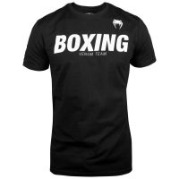 Футболка Venum Boxing VT Black/White