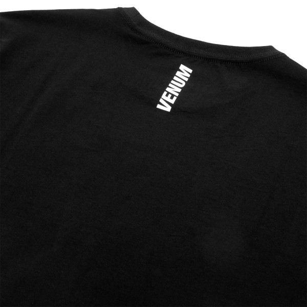 Футболка Venum JiuJitsu VT Black/White