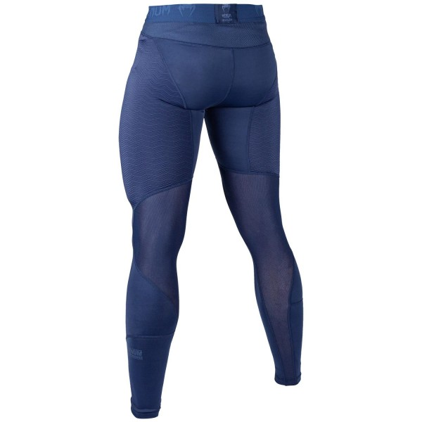Компрессионные штаны Venum G-Fit Navy Blue