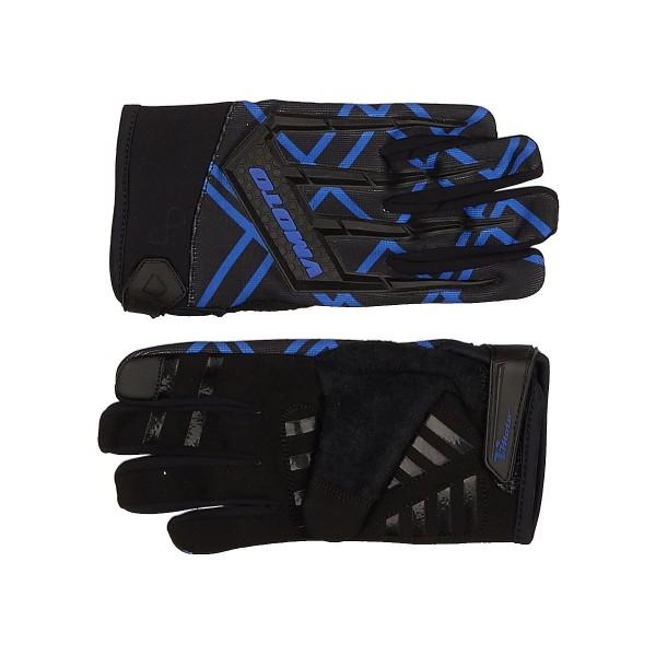 Мотоперчатки Vmoto 1261 Black/Blue
