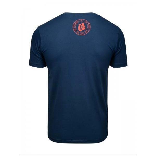 Футболка Athletic pro. Old Boxing Club Blue