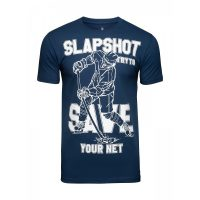 Футболка Athletic pro. Slapshot Blue