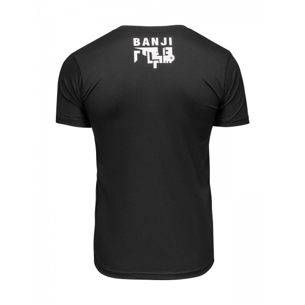 Футболка Banji God of War Black