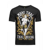 Футболка Banji Muay Thai Club Black