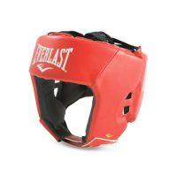 Шлем Amateur Competition PU Everlast красный/синий