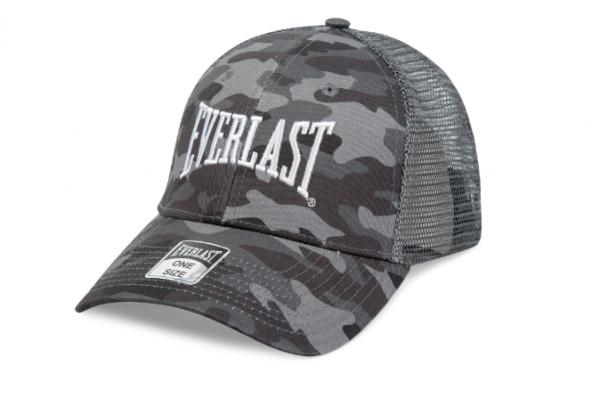 БейсболкаClassic Mesh камуфляжная Everlast