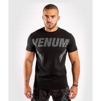 Футболка Venum ONE FC Impact Black/Black