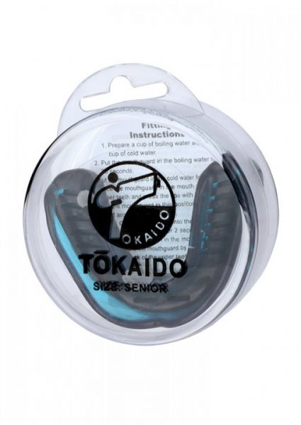 Капа одночелюстная Karate Teeth Protector TOKAIDO