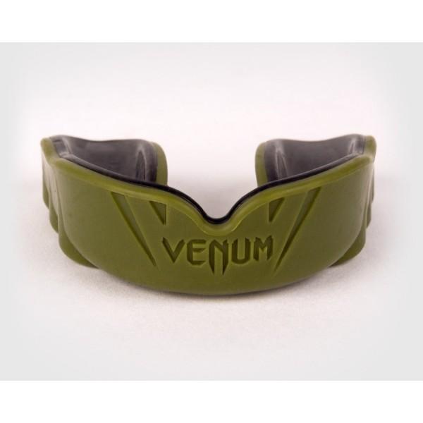 Капа боксерская Venum Challenger Khaki/Black