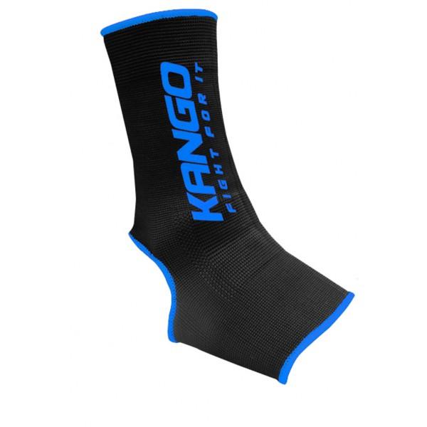 Бандажи голеностопные Kango KSH-084 Black/Blue
