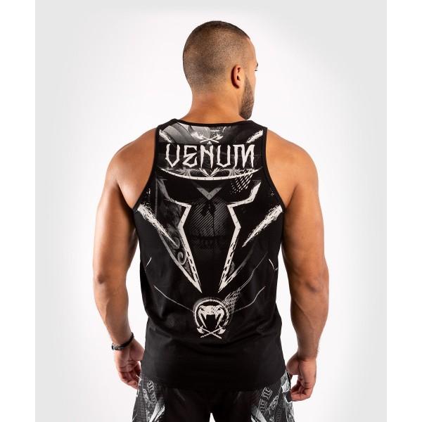Майка Venum Gladiator 4.0 Black/White