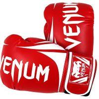 Перчатки боксерские Venum Challenger 2.0 Red/White