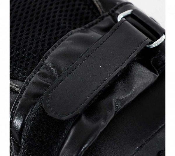 adiEMP01 Лапы Elite Mini Mitt Square Adidas черно-золотые